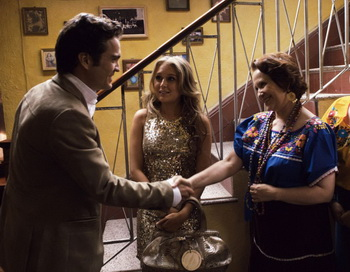 «Prada и чувства». Кадр из фильма «Prada и чувства». Фото с сайта kinobank.org