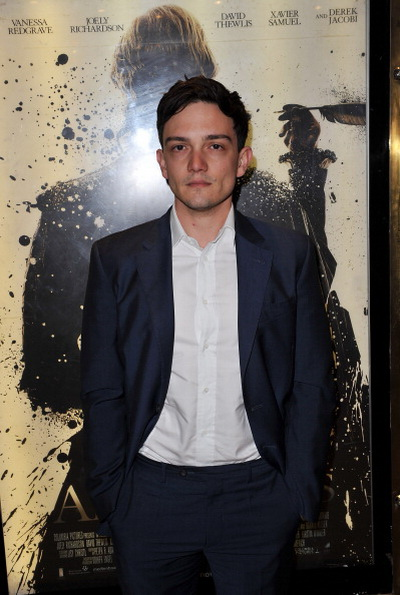 «Аноним». Актер Себастьян Арместо (Бен Джонсон) на премьере фильма «Аноним» в Лондоне, Англия. Фото: Fergus McDonald/Getty Images