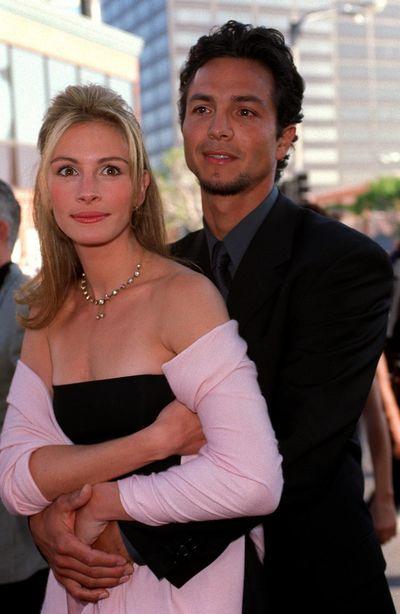 Джулия Робертс и Бенджамин Брэтт. 1999 год. Фото: DAN CALLISTER Online USA Inc. /Getty Images
