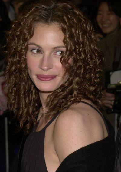 Джулия Робертс на премьере фильма «Эрин Брокович» в Калифорнии. 2000 год. Фото: Chris Weeks/Getty Images