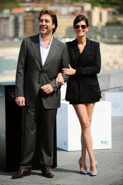 Джулия Робертс и Хавьер Бардем представили фильм «Ешь, молись, люби» на кинофестивале в Сан-Себастьян. 2010 год. Фото: LUCY NICHOLSON/AFP/Getty Images