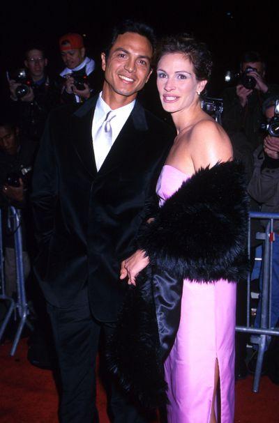 Джулия Робертс и Бенджамин Брэтт. 1999 год. Фото: Diane Freed /Getty Images