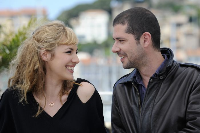 Луиз бургуан и французский актёр