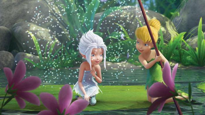 «Феи: Тайна зимнего леса». Кадр из анимационного фильма «Феи: Тайна зимнего леса». Фото с сайта kino-teatr.ru