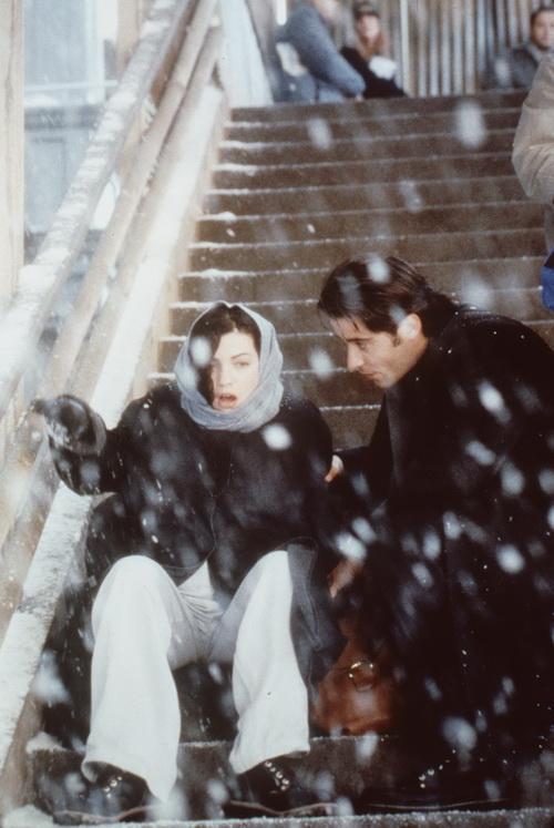Горан Вишнич и Джулианна Маргулис в сериале «Скорая помощь». Фото: NBC, Inc. /Getty Images