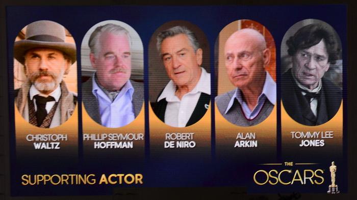 Объявлены номинанты на приз «Оскар». «Лучший актёр в роли второго плана». Фото: ROBYN BECK/AFP/Getty Images
