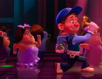«Ральф». Кадр из анимационного фильма «Ральф». Фото с сайта kino-teatr.ru