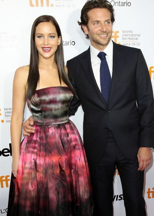 «Мой парень — псих». Брэдли Купер и Дженнифер Лоуренс представили фильм «Мой парень — псих» на Международном кинофестивале в Торонто, Канада. Фото: Terry Rice/Getty Images
