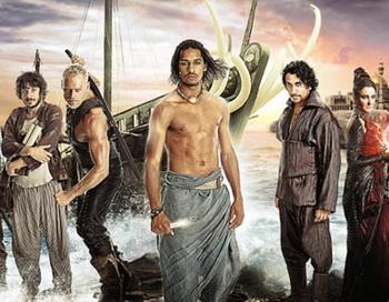 Сериал «Синдбад». Фото с сайта tvwatchpadonline.blogspot.com