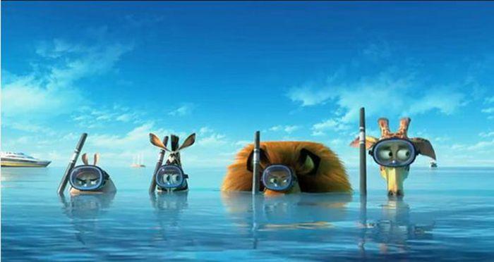Кадр из фильма «Мадагаскар 3». Фото с сайта kino-teatr.ru