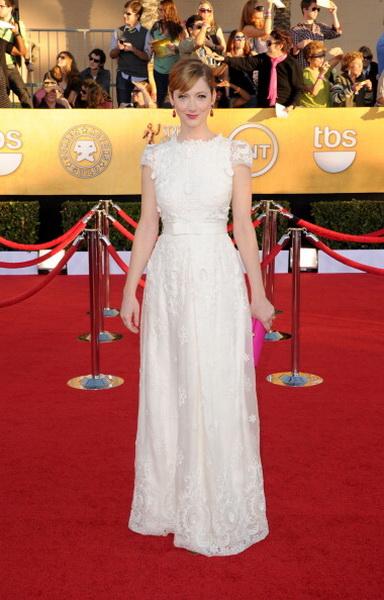 В Лос-Анджелесе вручены премии Гильдии киноактеров. Фото: Getty Images