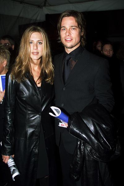 Брэд Питт,23 февраля 2000. Фото: Getty Images