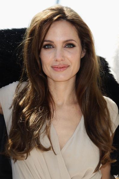 Анджелина Джоли в Каннах: фотосессия