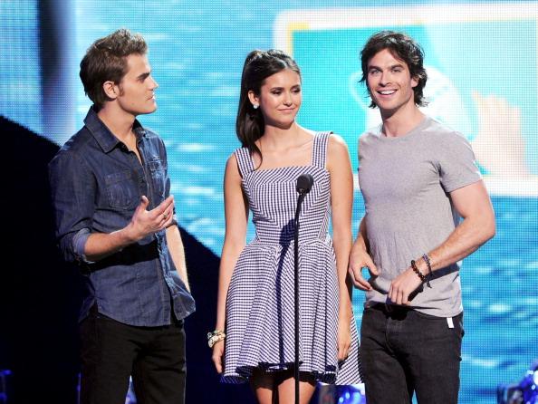 Фоторепортаж о шоу «Выбор подростков 2011». Фото: Kevin Winter/Getty Images