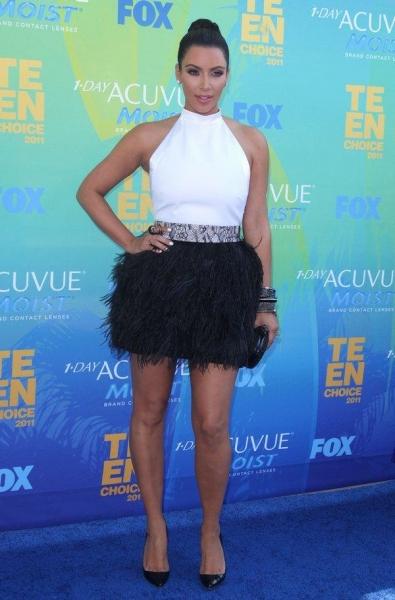 Красная дорожка церемонии Teen Choice Awards 2011. Фото: staragora.com