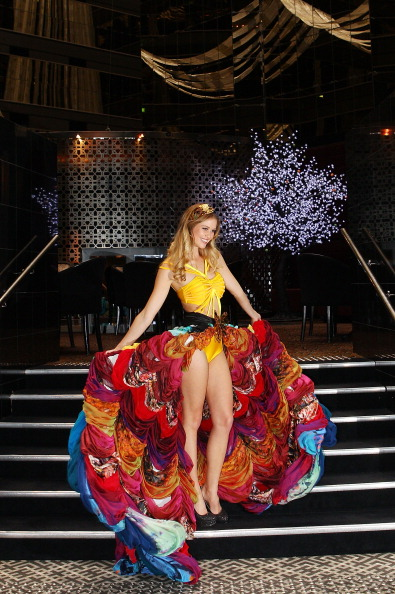 Фоторепортаж с фотосессии  Мисс Австралия   Шерри-Ли Биггс. Фото: Lucas Dawson/Getty Images