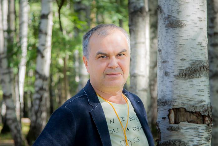 Сергей Алфимов на фестивале