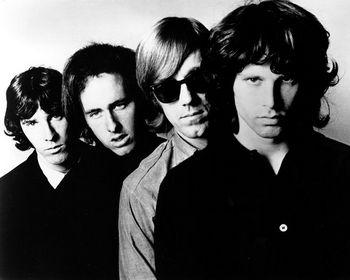 Группа «The Doors». Фото с сайта wikimedia.org