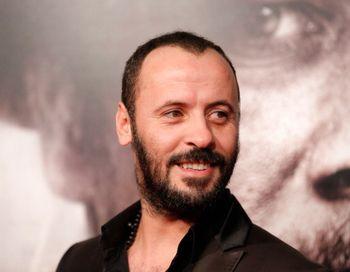 «Уцелевший». Израильский актёр Али Сулиман на премьере фильма «Уцелевший» в Нью-Йорке. Фото: Jemal Countess/Getty Images