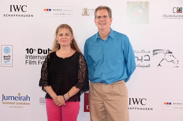 «Холодное сердце». Авторы сценария и режиссёры Крис Бак и Дженнифер Ли представили фильм «Холодное сердце на Международном кинофестивале в Дубае. Фото: Andrew H. Walker/Getty Images for DIFF