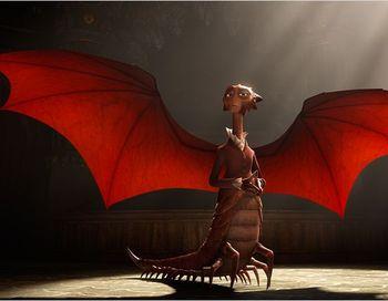 «Университет монстров». Кадр из анимационного фильма. Фото с сайта kino-teatr.ru