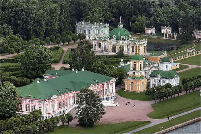 Усадьба Кусково. Фото: Marina Lystseva/ru.wikipedia.org