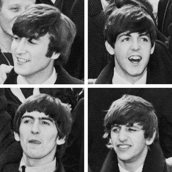 Группа «Beatles». Фото с сайта wikimedia.org