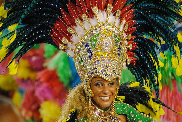 Рио-де Жанейро готовится к Карнавалу. Фото: Leandro Neumann Ciuffo/flickr.com