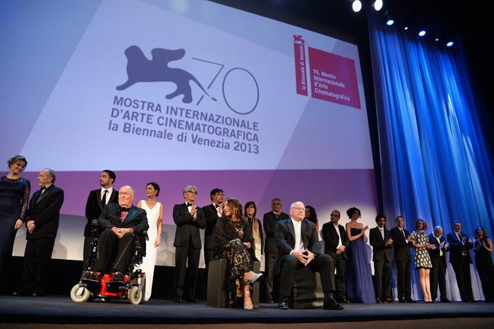 Венецианский кинофестиваль стартовал на острове Лидо. Фото: Pascal Le Segretain/Getty Images