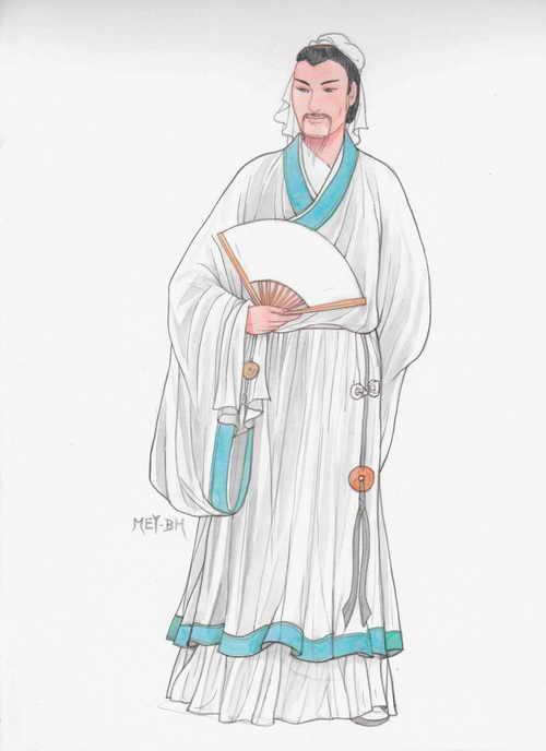 Су Ши — выдающийся литератор, художник и каллиграф династии Сун. Иллюстрация: Blue Hsiao/Великая Эпоха (The Epoch Times)