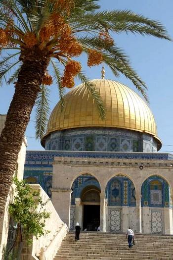 Великолепная мечеть Купол Скалы. Фото: Бернд Крегел