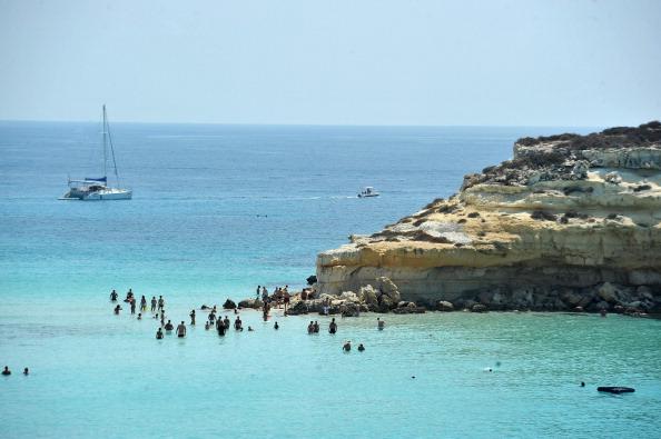 Фоторепортаж со средиземноморского острова Лампедуза. Фото: Tullio M. Puglia/Getty Images
