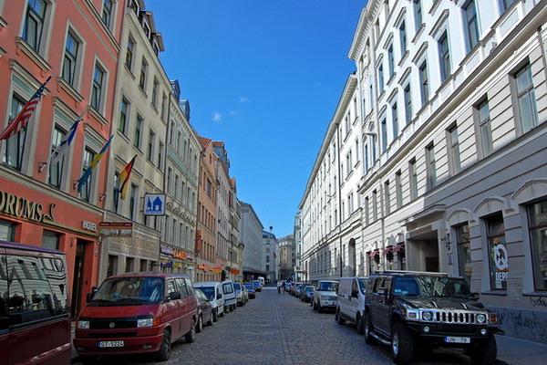 Недвижимость в Латвии. Фото: Великая Эпоха