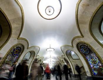 Власти Москвы утвердили перечень станций и линий столичного метрополитена на период с 2012 года.