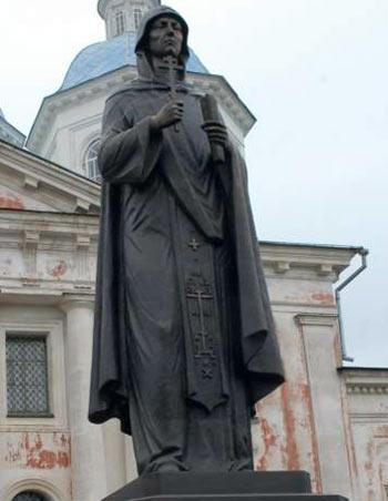 Памятник великой княгине Анне Кашинской в  Твери. Фото: rusk.ru