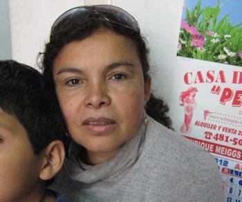 Роксана Валетте, Лима, Перу. Фото: Великая Эпоха (The Epoch Times)