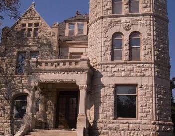 Дома старого стиля: каменный дом. Фото с сайта theepochtimes.com