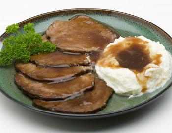 По-видимому, увеличение веса связано с употреблением картофеля, а не мяса. Фото с сайта theepochtimes.com