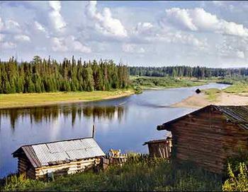 Печора. Около Усть-Уньи. Фото: Артём Житенёв