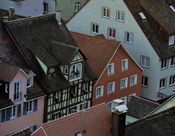 Крыши старого города. Фото: Екатерина Кравцова/Великая Эпоха
