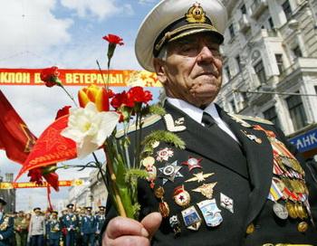 Ветерены. Фото: FEDOR SAVINTSEV/AFP/Getty Images