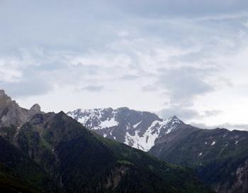 Альпы. Фото: Николай Богатырев
