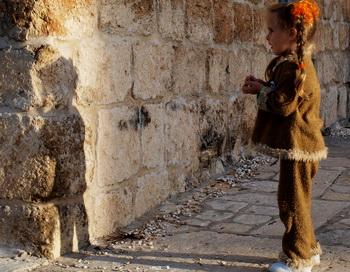 Дети пишут Богу. Фото: Хава ТОР/Великая Эпоха