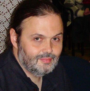 Сергей Никольский, поэт, художник. Фото предоставлено семьей Никольских