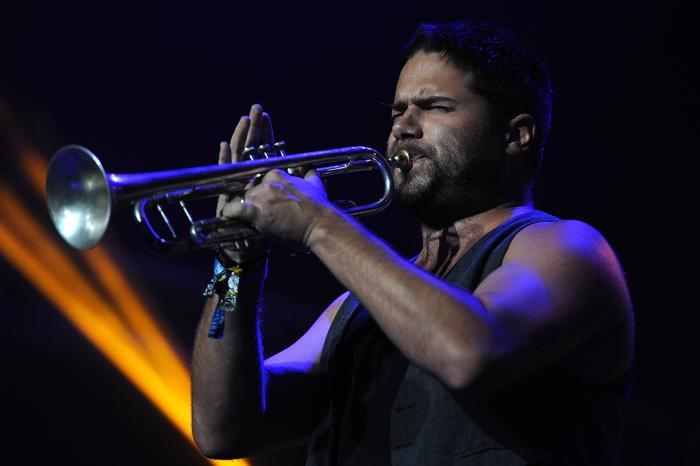Международный фестиваль блюза проходит в Байрон-Бей. Фото: Matt Roberts / Getty Images