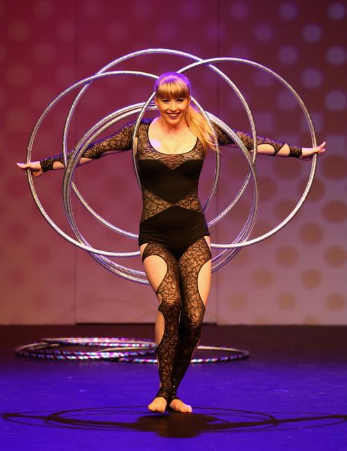 Цирк в движении представили в Мельбурне. Фото: Robert Cianflone/Getty Images