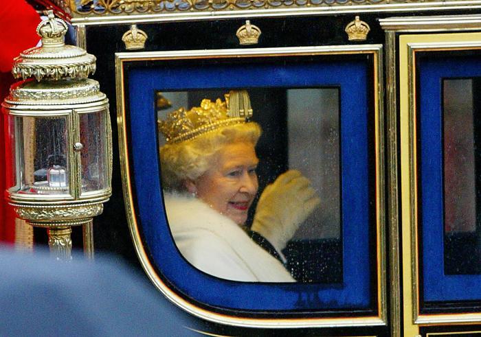 Королева Елизавета II. Фото: ADRIAN DENNIS/AFP/Getty Images