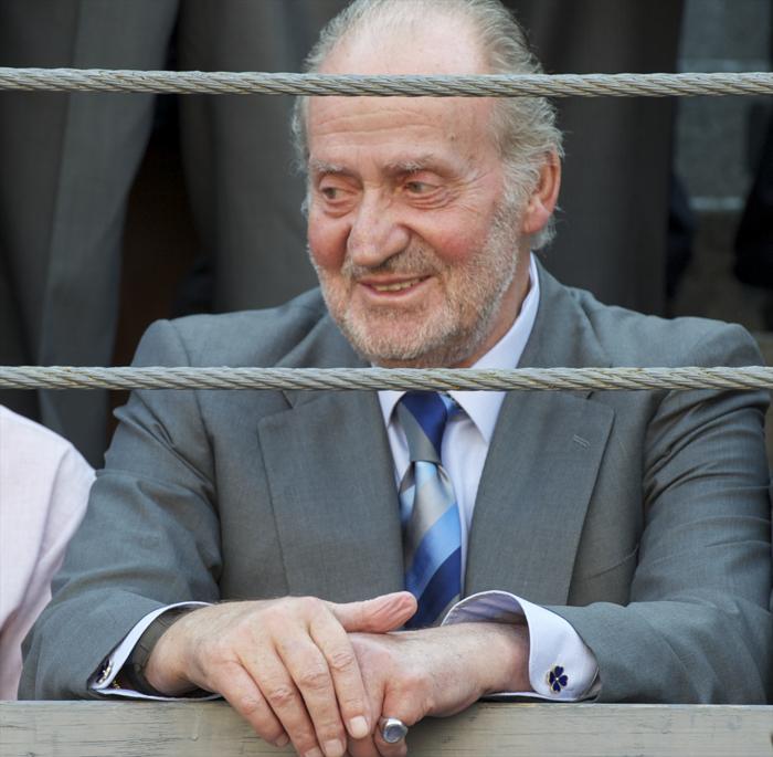 Король Испании Хуан Карлос I. Фото:  Carlos Alvarez/Getty Images