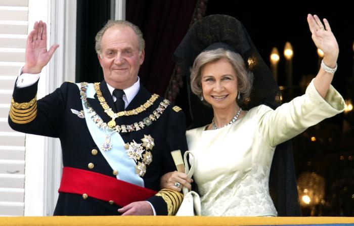 Король Испании Хуан Карлос I. Фото: Ian Waldie/Getty Images