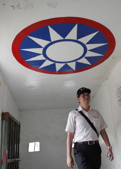 Туннель военной базы островов Мацзу на Тайване. Фото: Ashley Pon/Getty Images